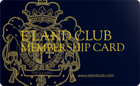 E·LAND CLUB MEMBERSHIP CARD