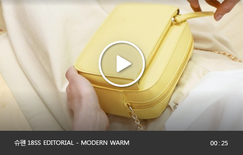 ,슈펜 18SS EDITORIAL - MODERN WARM